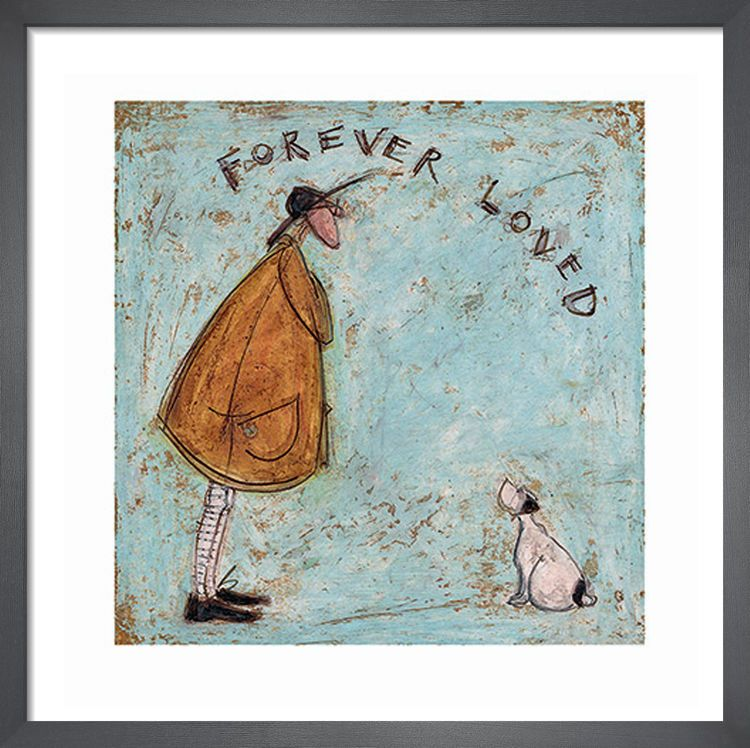 Forever Loved by Sam Toft