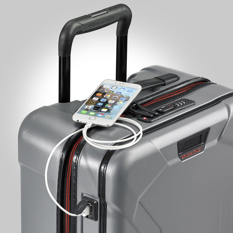 Torq International Carry-On Spinner