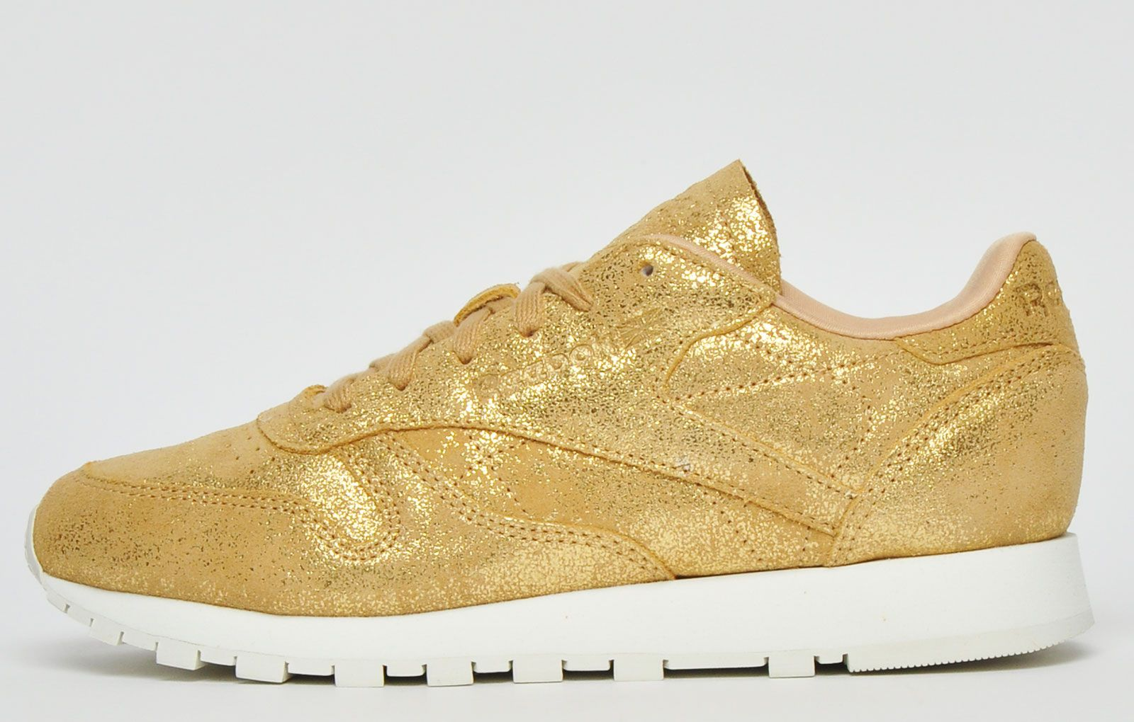 Reebok Classics Leather Shimmer Womens Girls