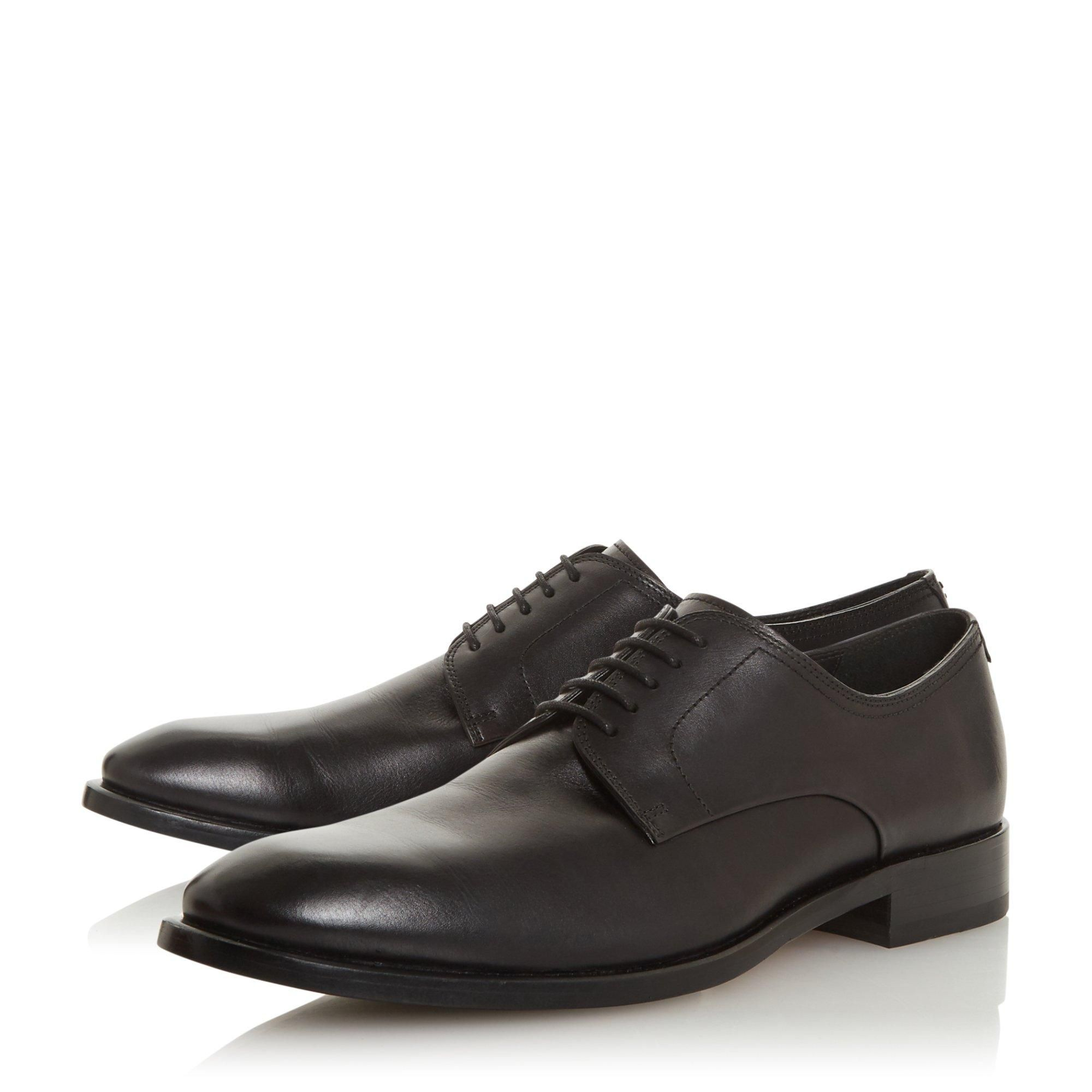 Dune Mens SYNERGY Lace Up Smart Gibson Shoes