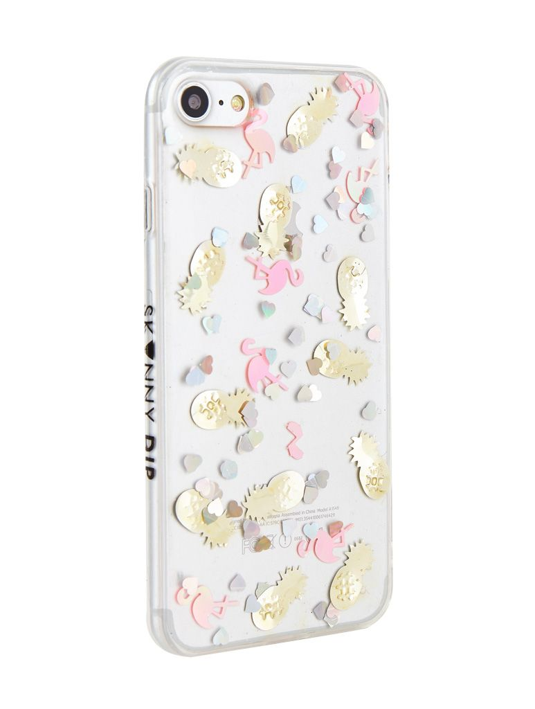 Flamingo Jelly iPhone SE/5/5S Case