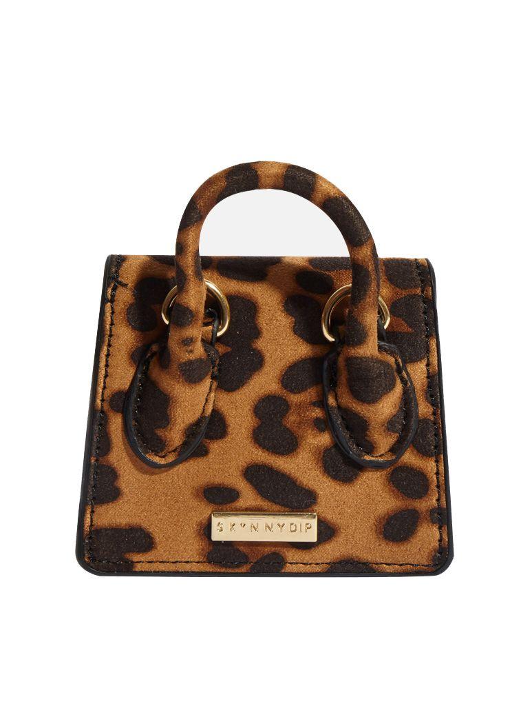 Mini Leopard Eden Tote Bag