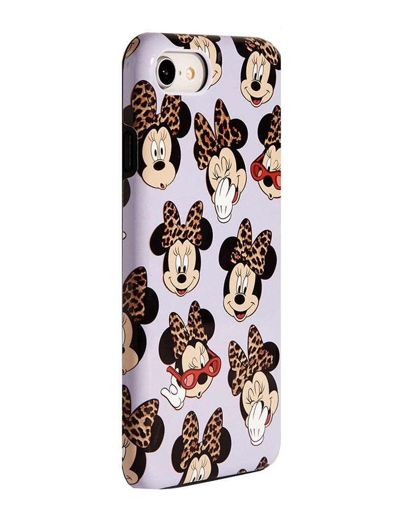 Disney x Skinnydip Minnie Dual Protective iPhone 7 PLUS & 8 PLUS Case