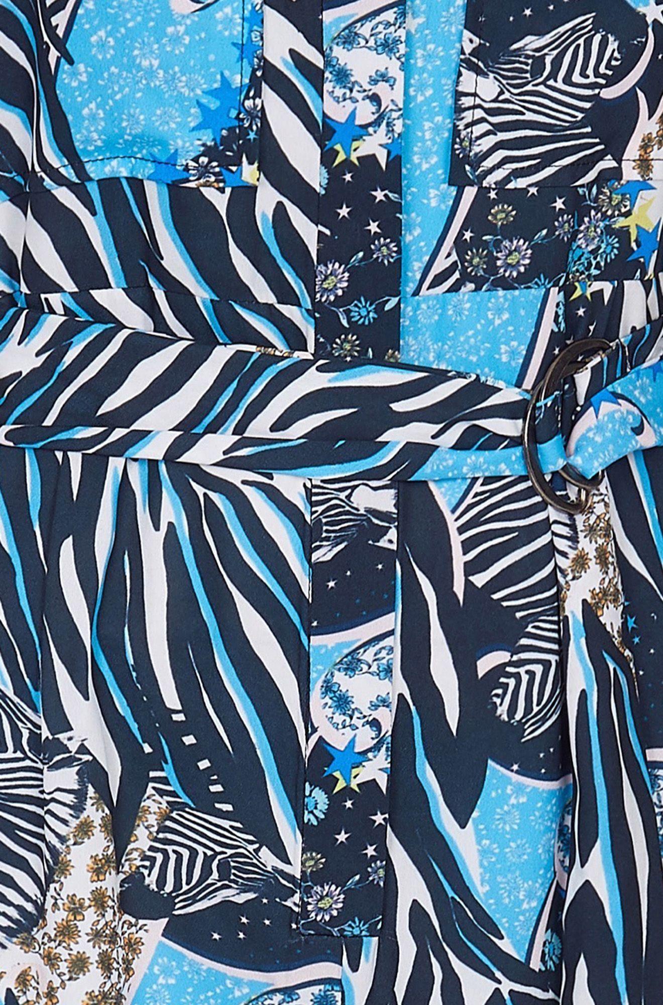 Hidden Zebra Utility Jumpsuit
