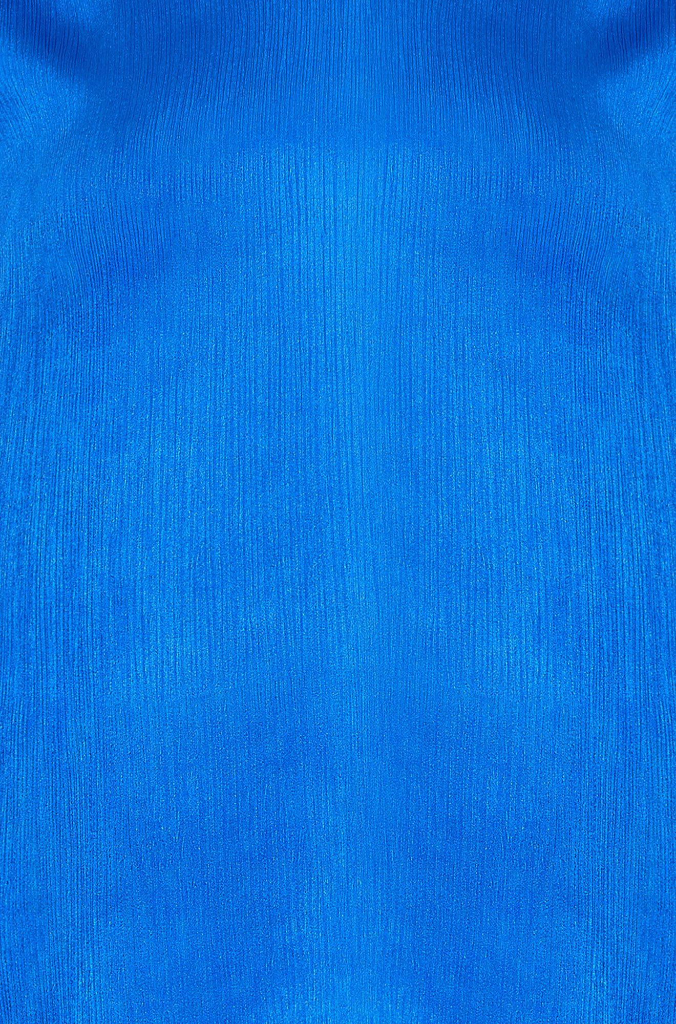 Crinkle Drawstring Top