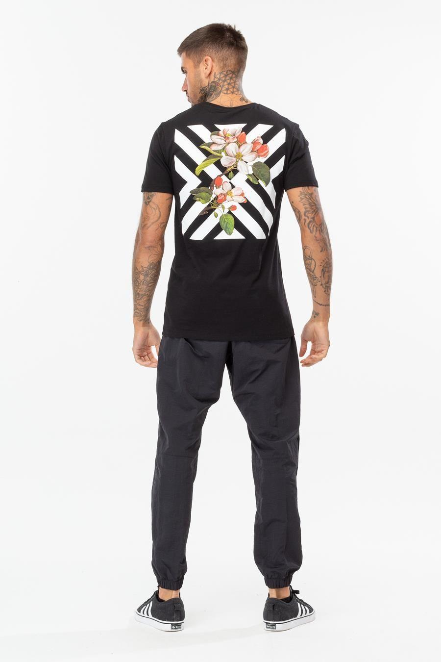 Hype Chevron Bloom Mens T-Shirt