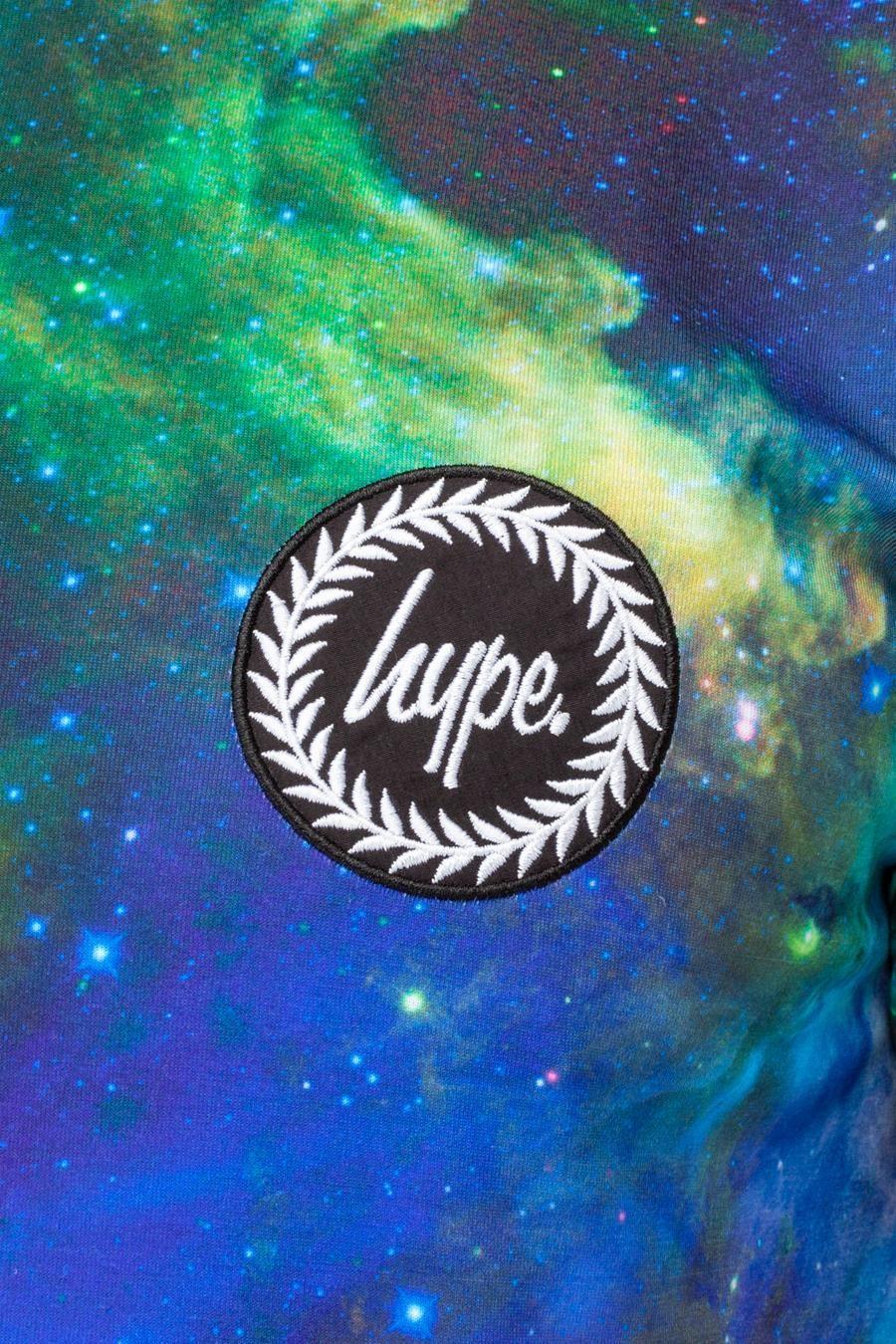Hype Cosmic Vision Mens T-Shirt