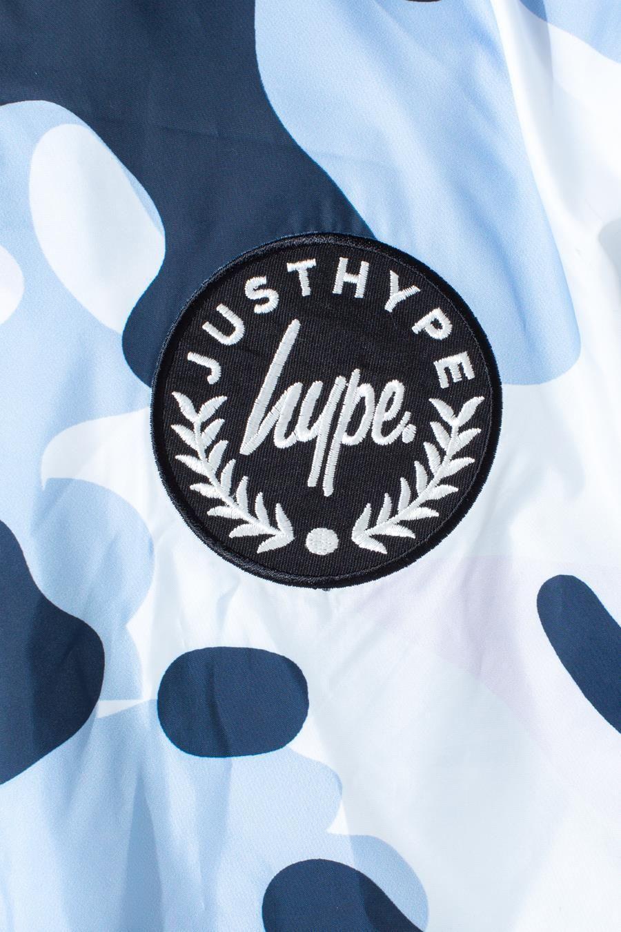 Hype Mono Camo Kids Jacket