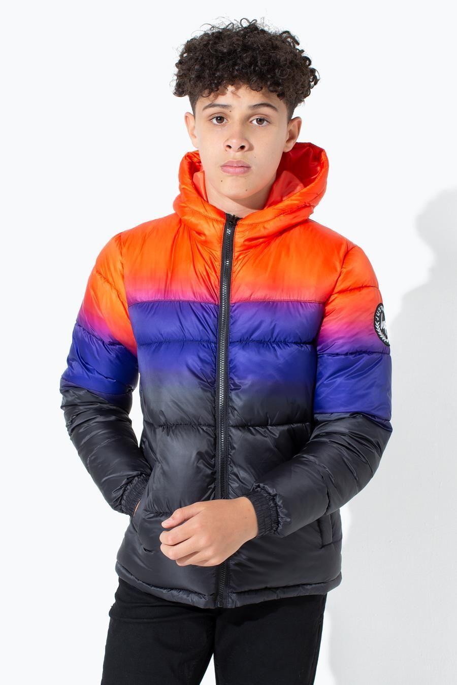 Hype Sunbeam Fade Kids Puffer Jacket