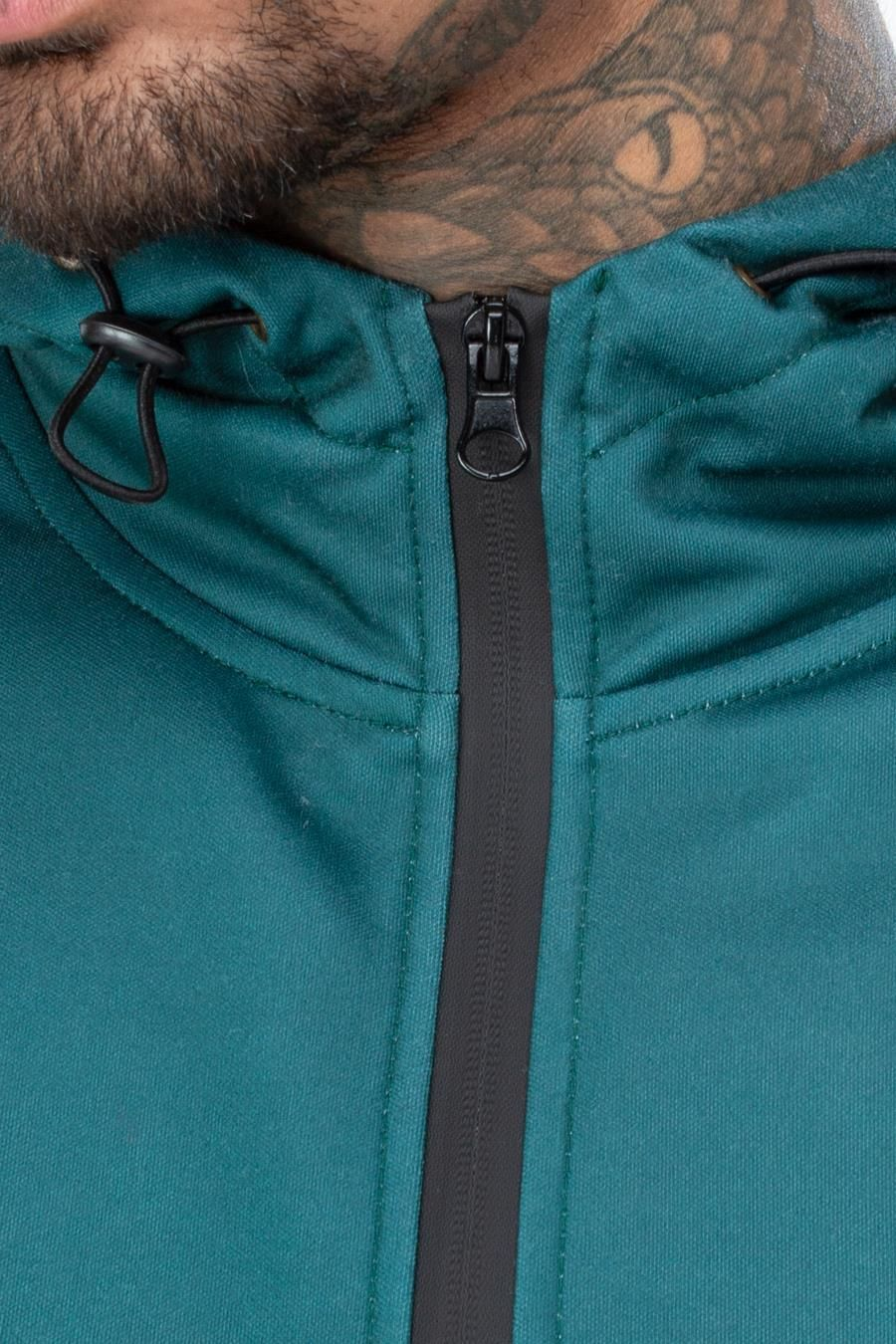 Hype Forest Track Mens Zip Up Hoodie
