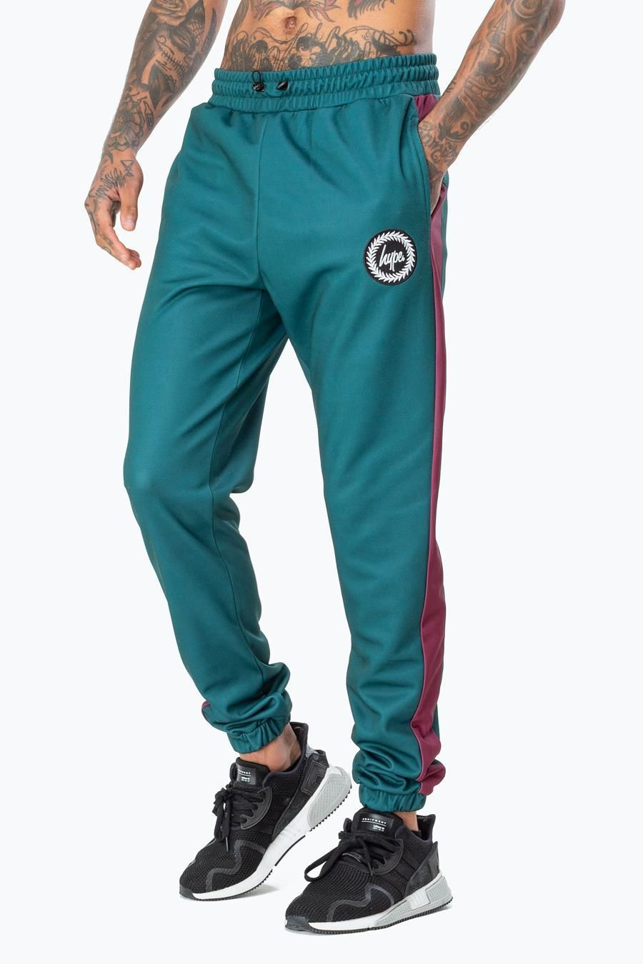 Hype Forest Track Mens Joggers S