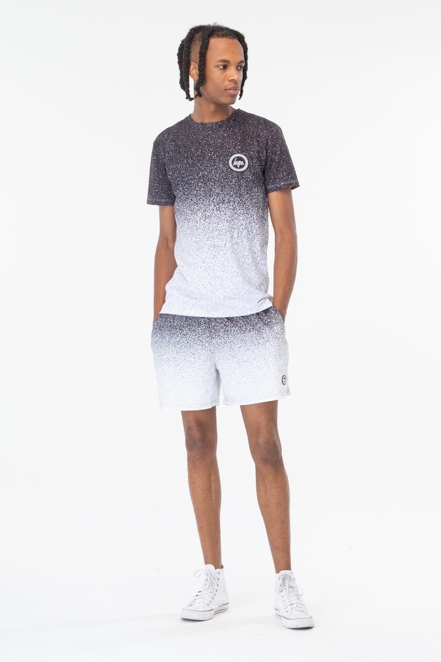 Hype Speckle Fade Mens Swim Shorts