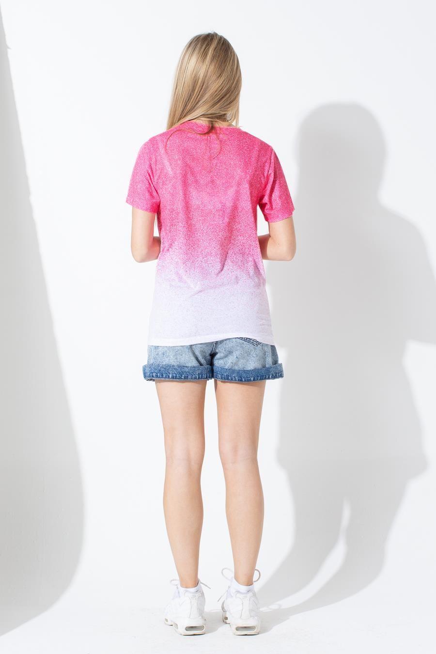 Speckle Fade Kids T-Shirt