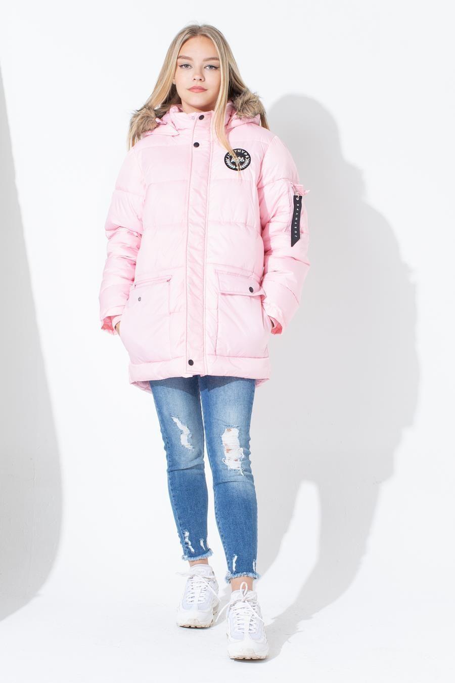Hype Pink Explorer Kids Jacket