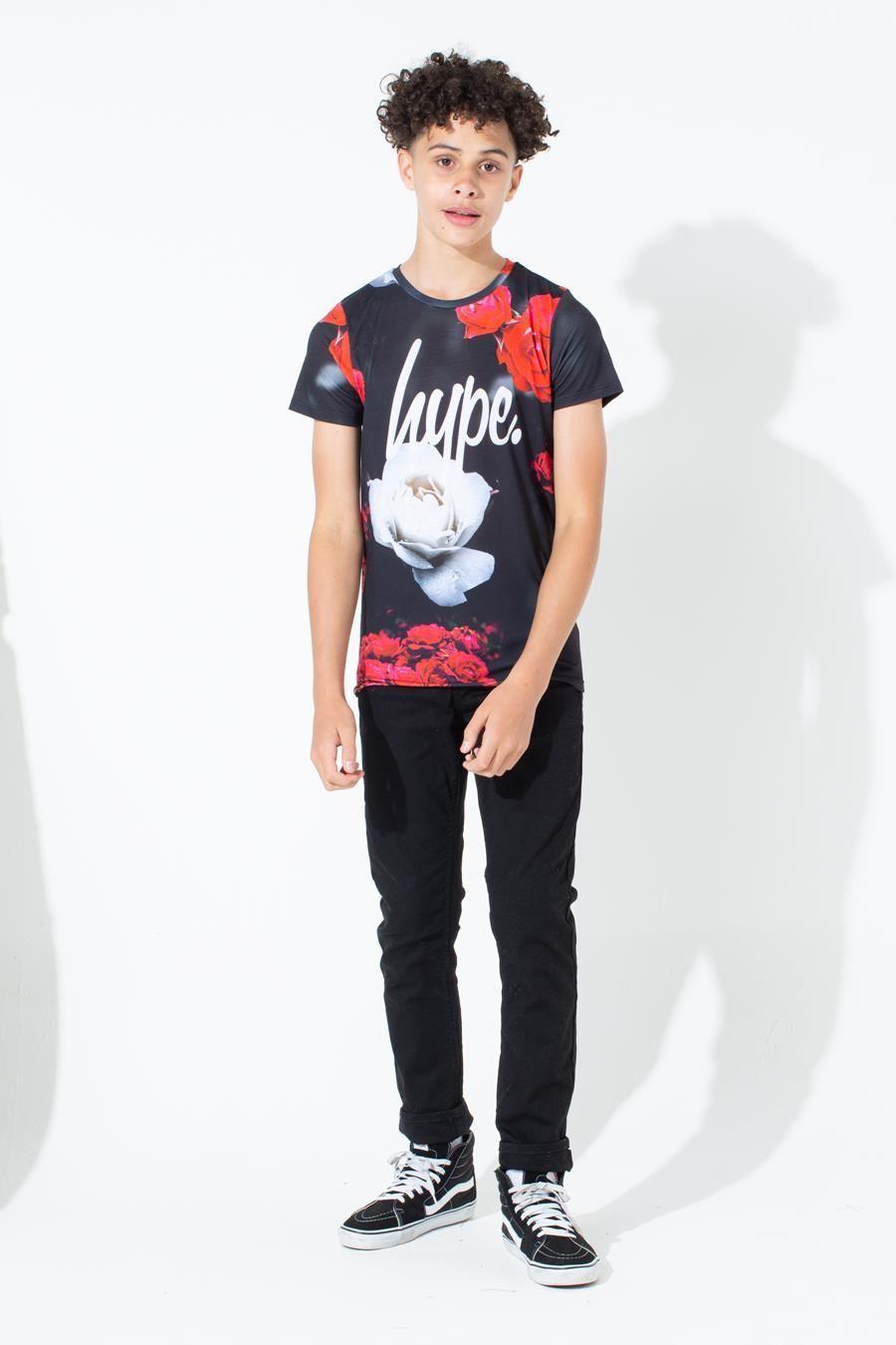 Hype Rose Bed Kids T-Shirt