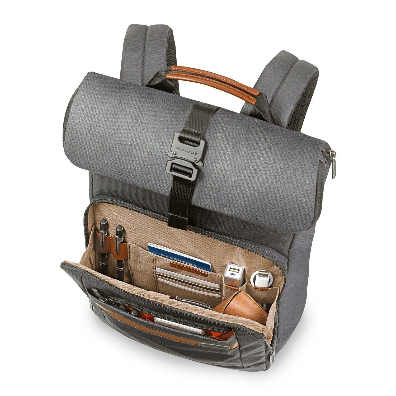 Kinzie Street Medium Foldover Backpack