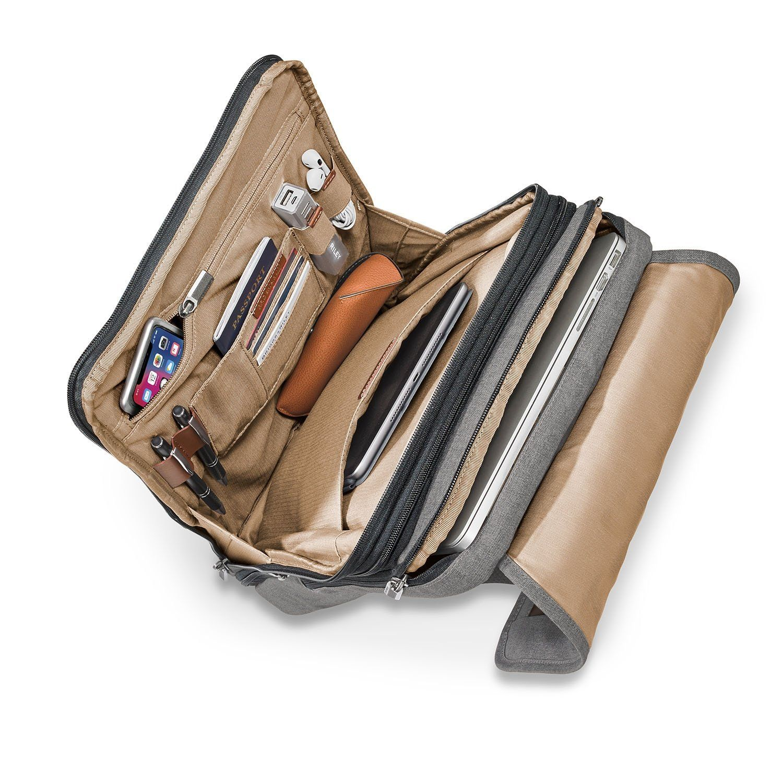 Kinzie Street Slim Expandable Backpack