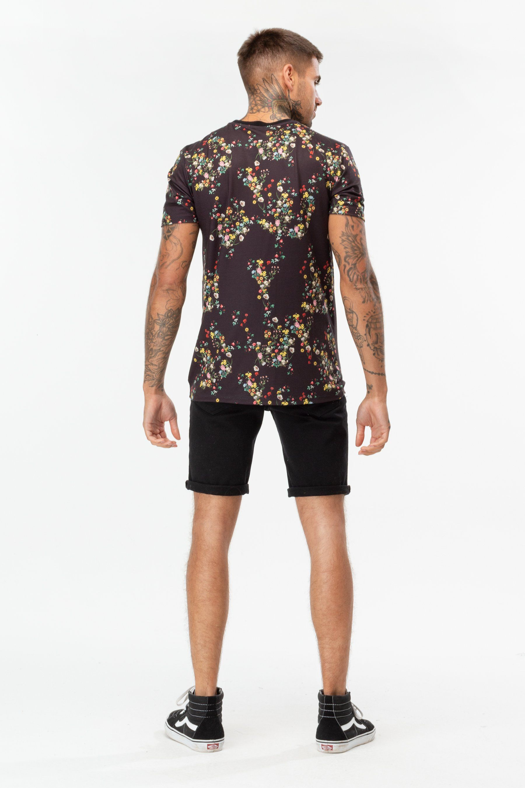 Hype Ditsy Floral Mens T-Shirt