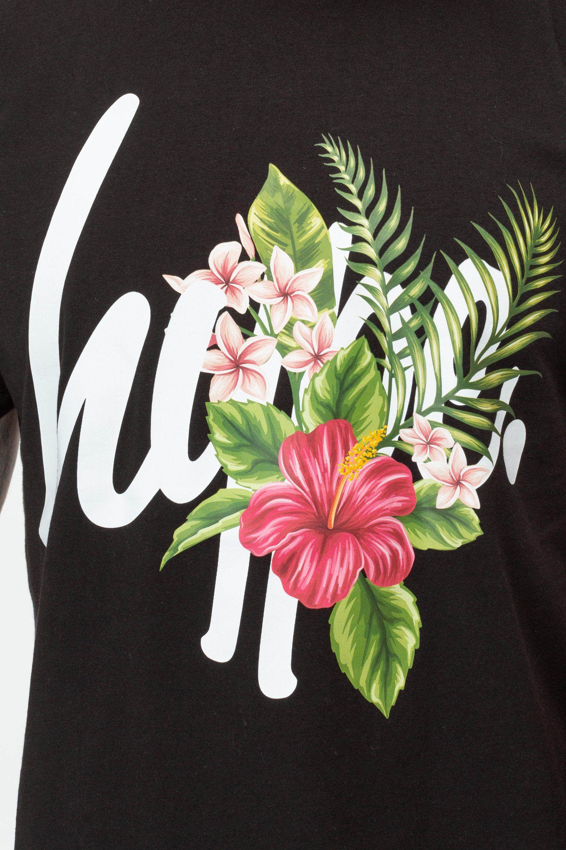 Hype Hawaiian Script Mens T-Shirt S