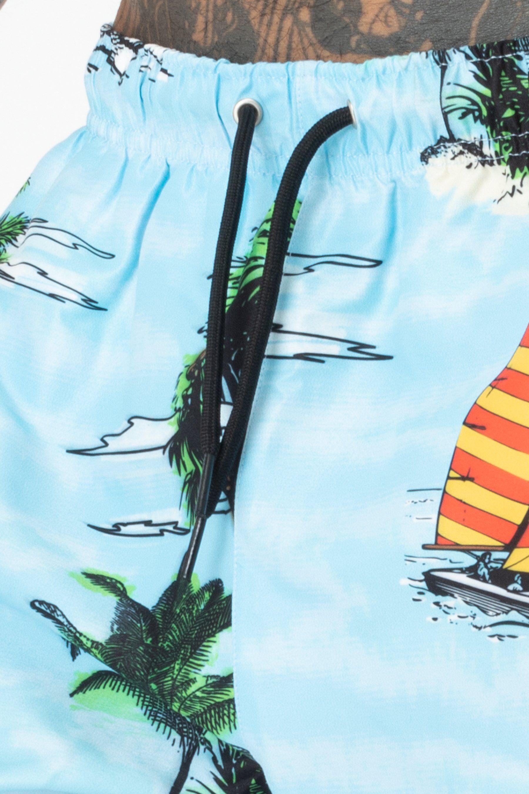 Hype Island Life Mens Shorts