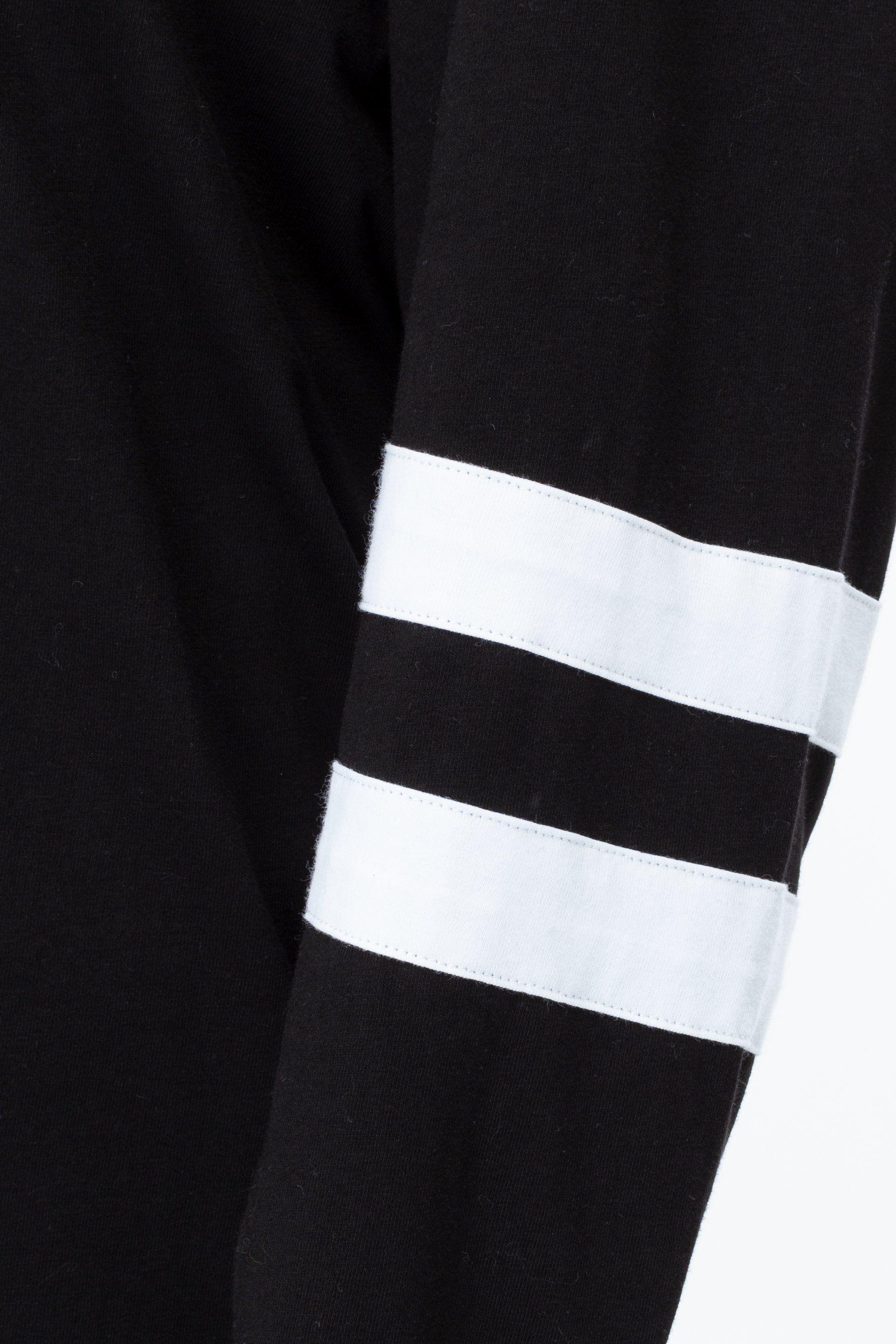 Hype Black Hockey Womens T-Shirt Dress