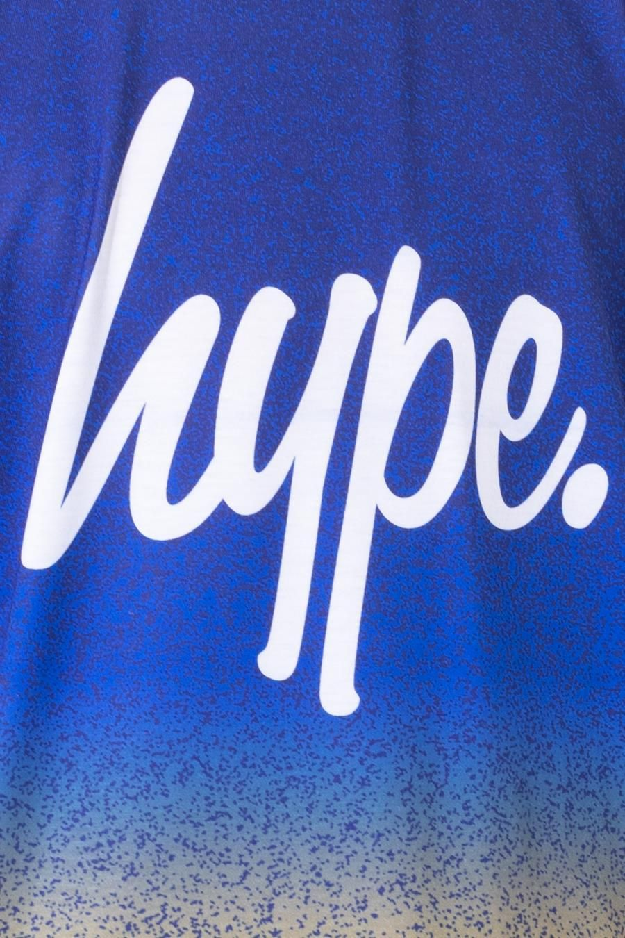 Hype Blue Mango Speckle Fade Kids T-Shirt 9-10Y