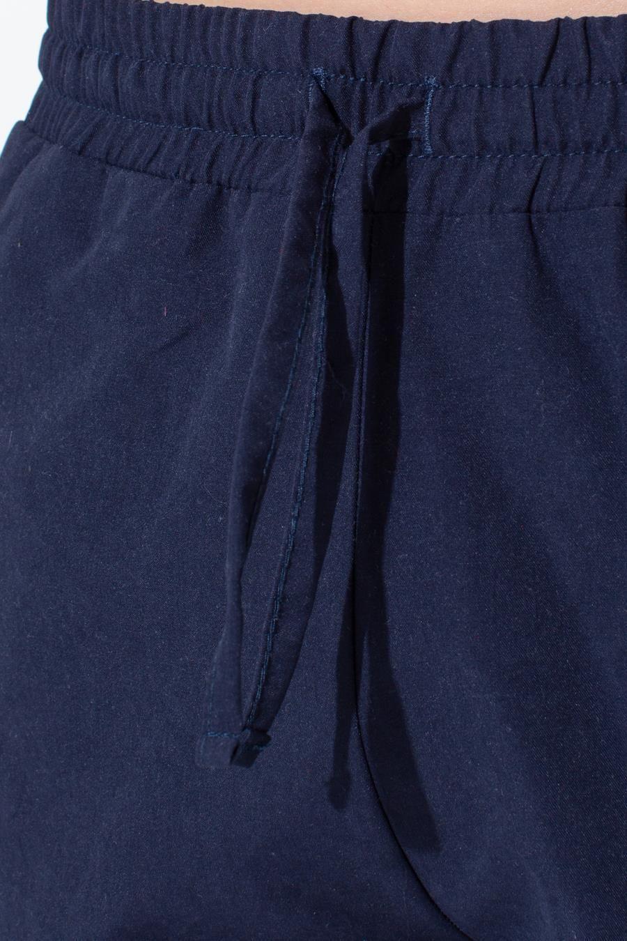 Hype Navy Crest Kids Swim Shorts