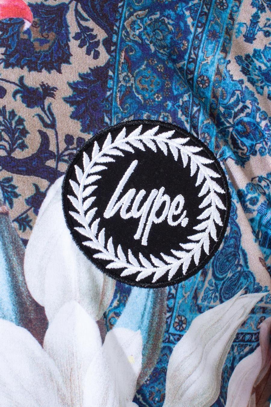 Hype Navy Persian Kids T-Shirt