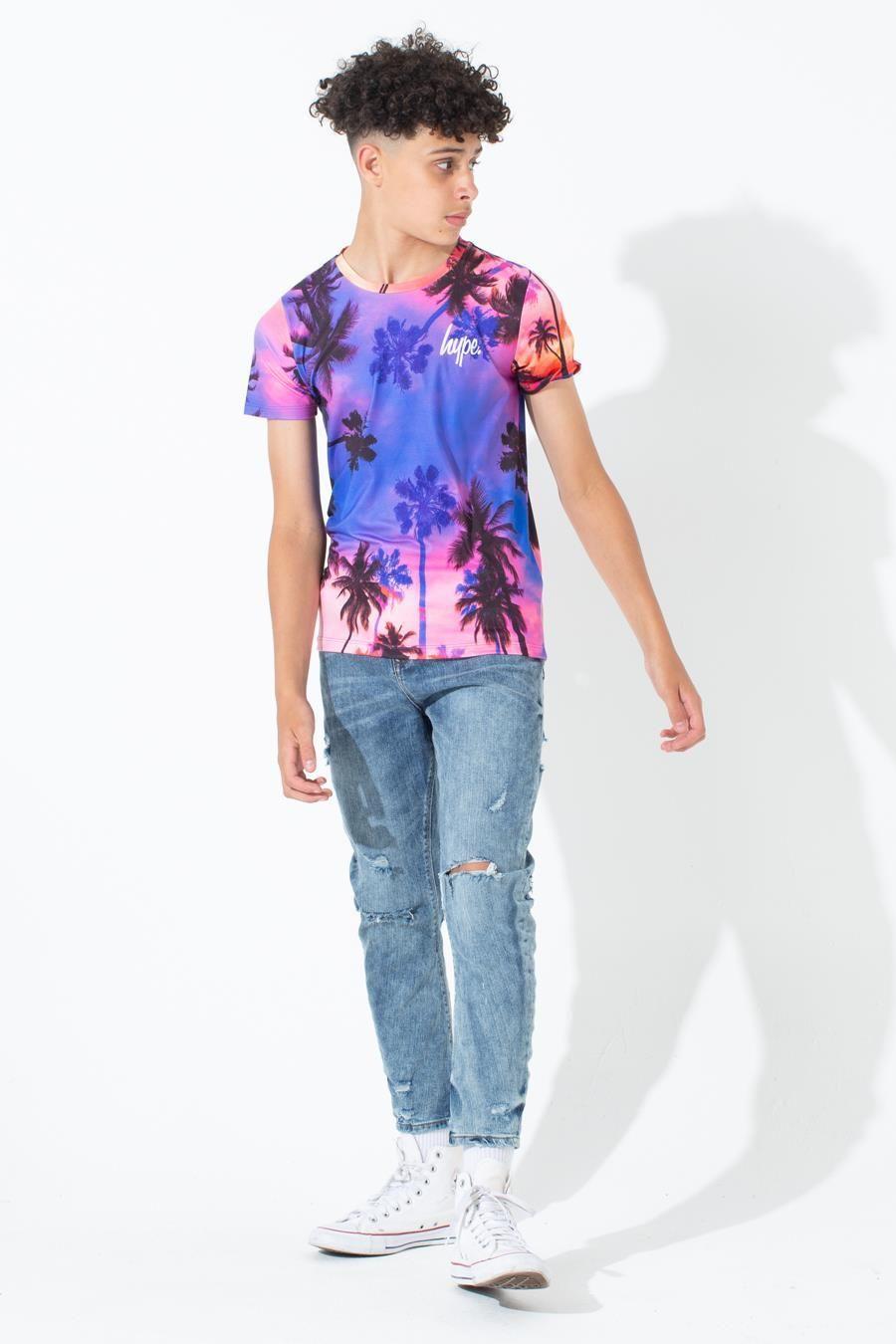 Hype Palm Physics Kids T-Shirt