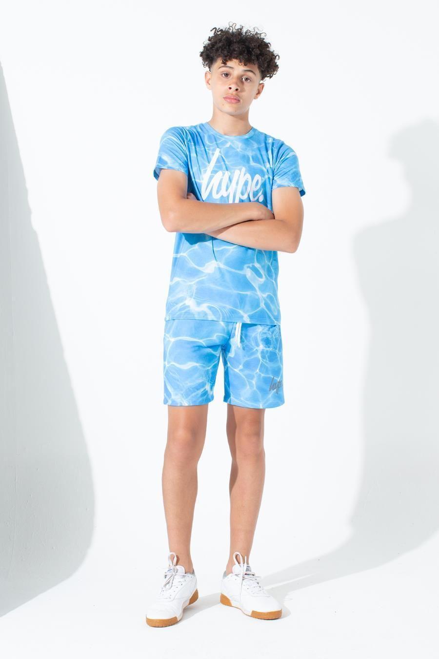 Hype Pool Kids T-Shirt 7-8Y