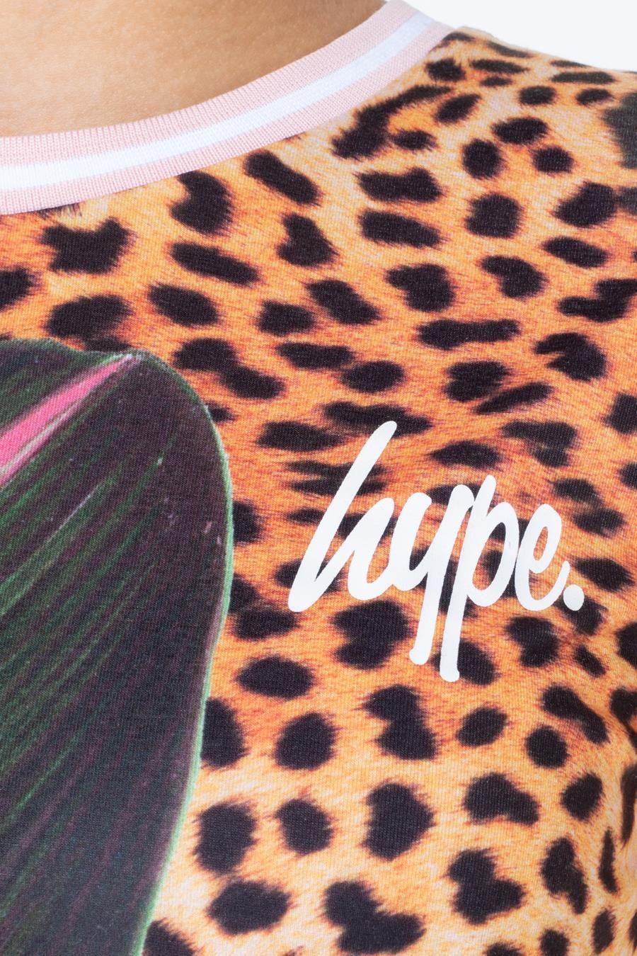 Hype Leopard Spot Kids T-Shirt 14Y