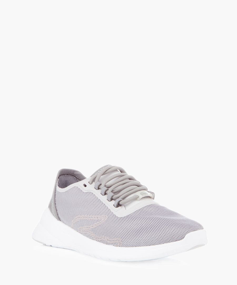 LT Fit grey lightweight trainers