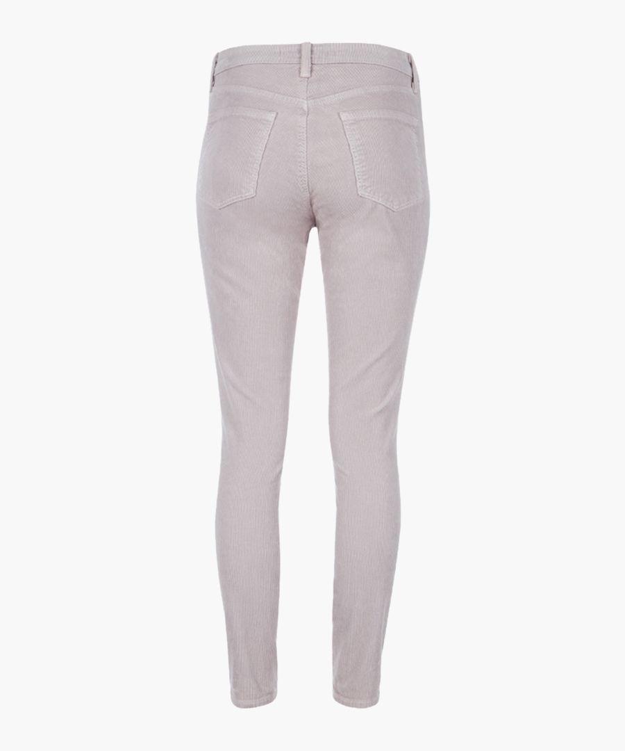 Alana mars high-rise crop skinny jeans