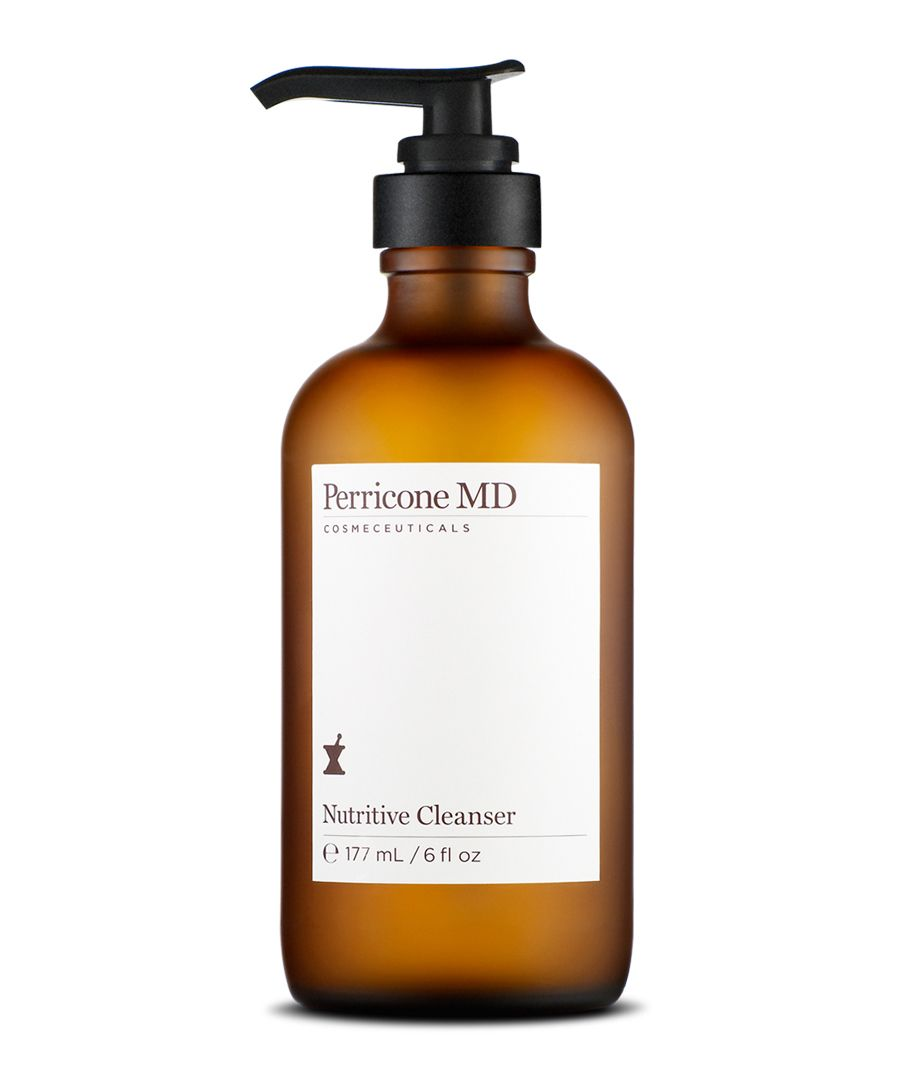 Nutritive facial cleanser