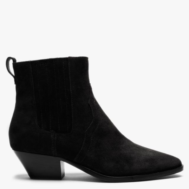 Ash Future Suede Ankle Boots