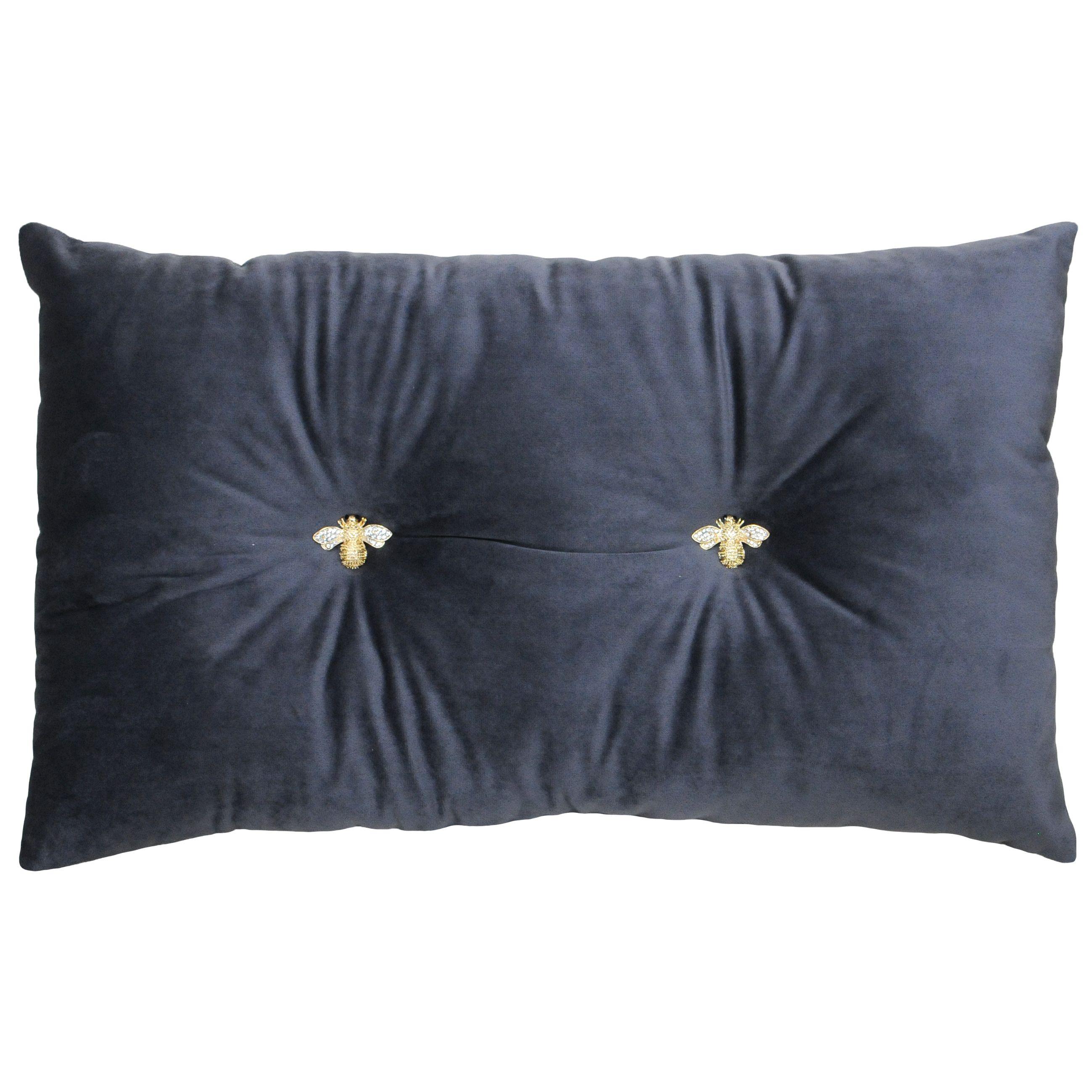 Bumble 30X50 Pf/Cushion Charcoal