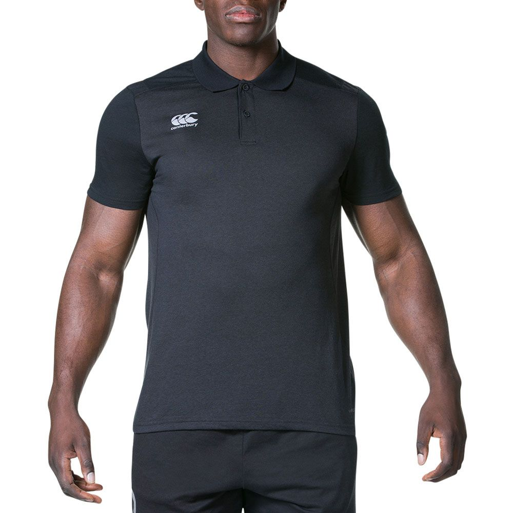 Canterbury Mens Pro Dry Active Athletic Technical Polo Shirt