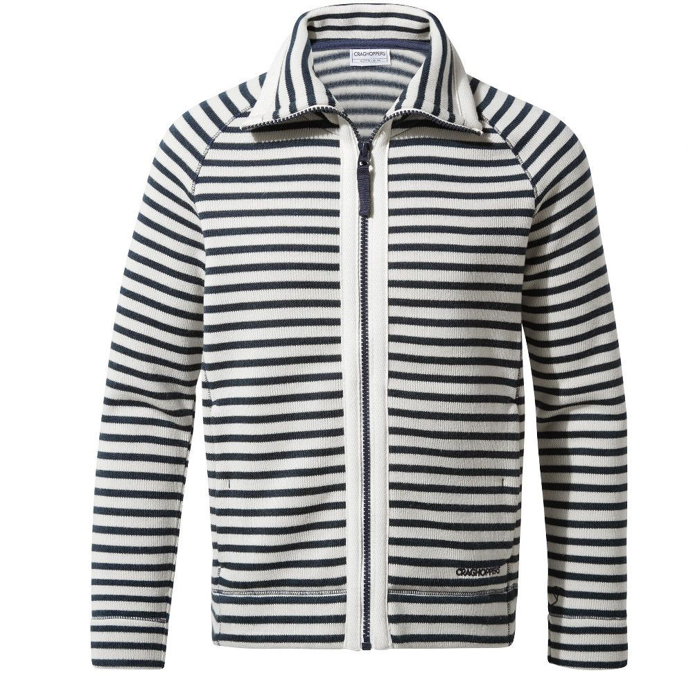 Craghoppers Girls Manuela Insulated Full Zip Fleece Jacket