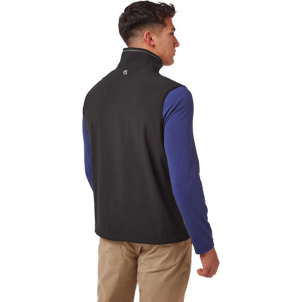 Craghoppers Mens Altis Insulated Softshell Body Warmer Gilet
