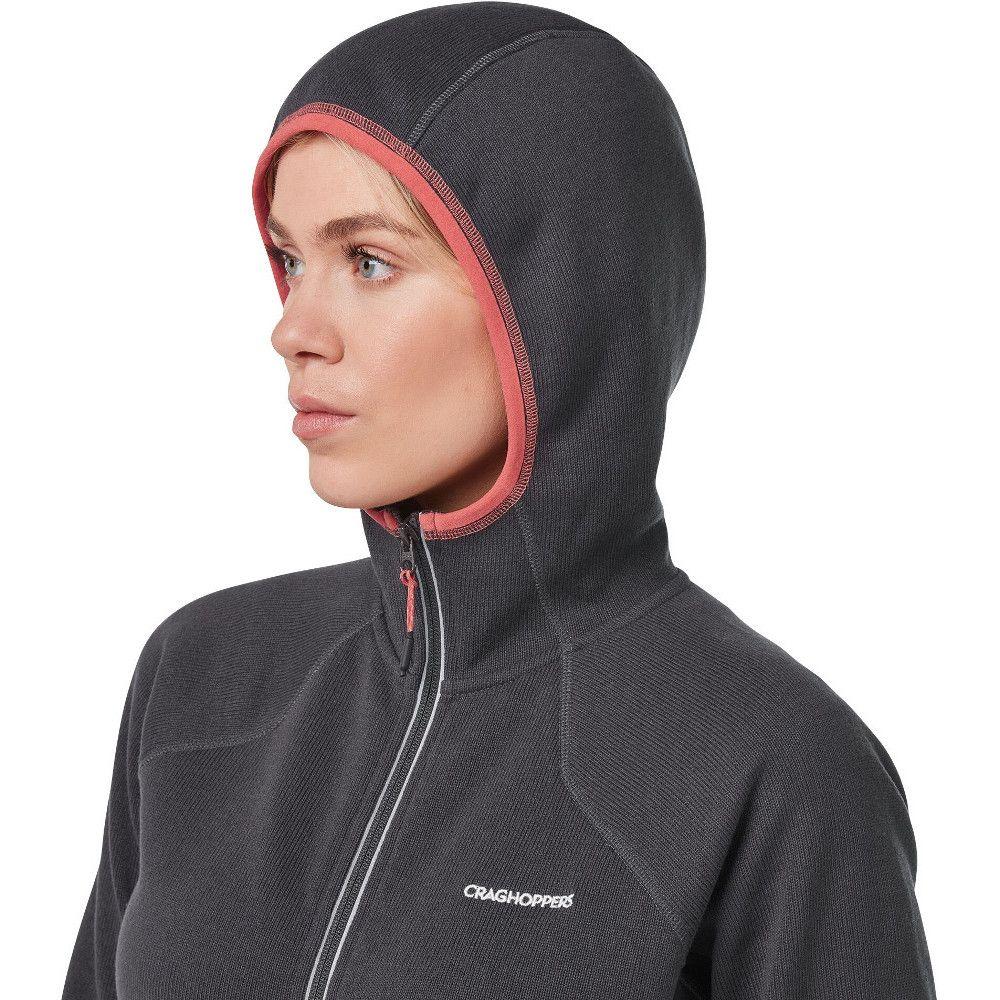 Craghoppers Womens Mannix Insualted Full Zip Fleece Jacket