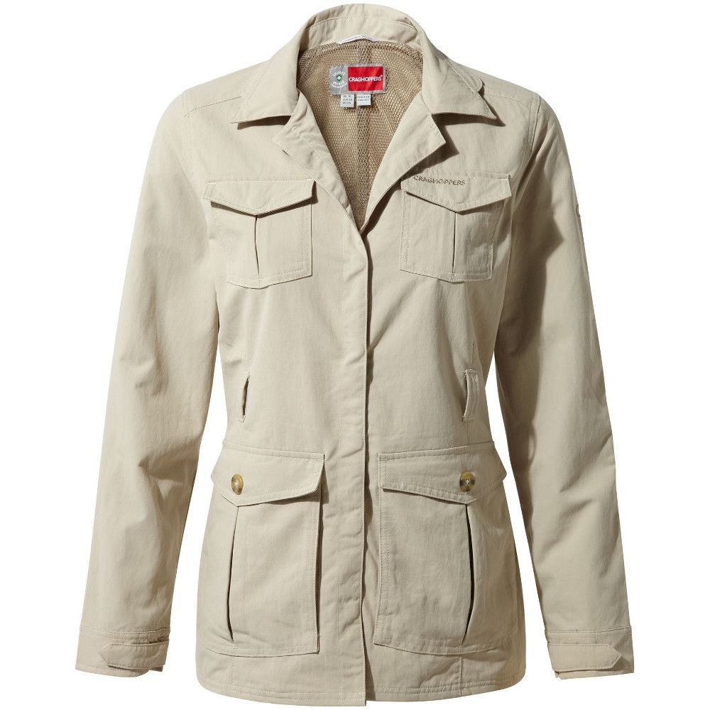 Craghoppers Womens Nosi Life Lucca Insualted Casual Coat