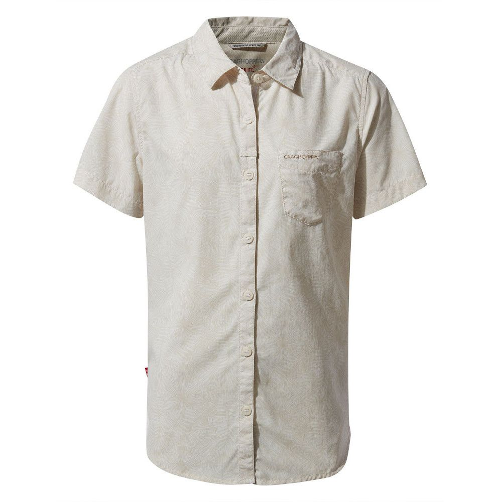 Craghoppers Womens NosiLife Vanna Short Sleeve Shirt