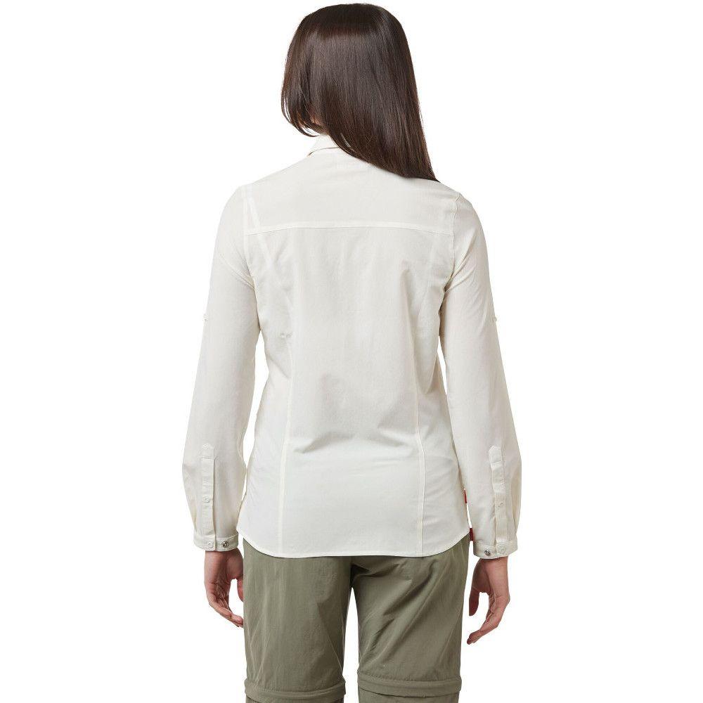 Craghoppers Womens NosiLife Pro Durable Long Sleeve Shirt