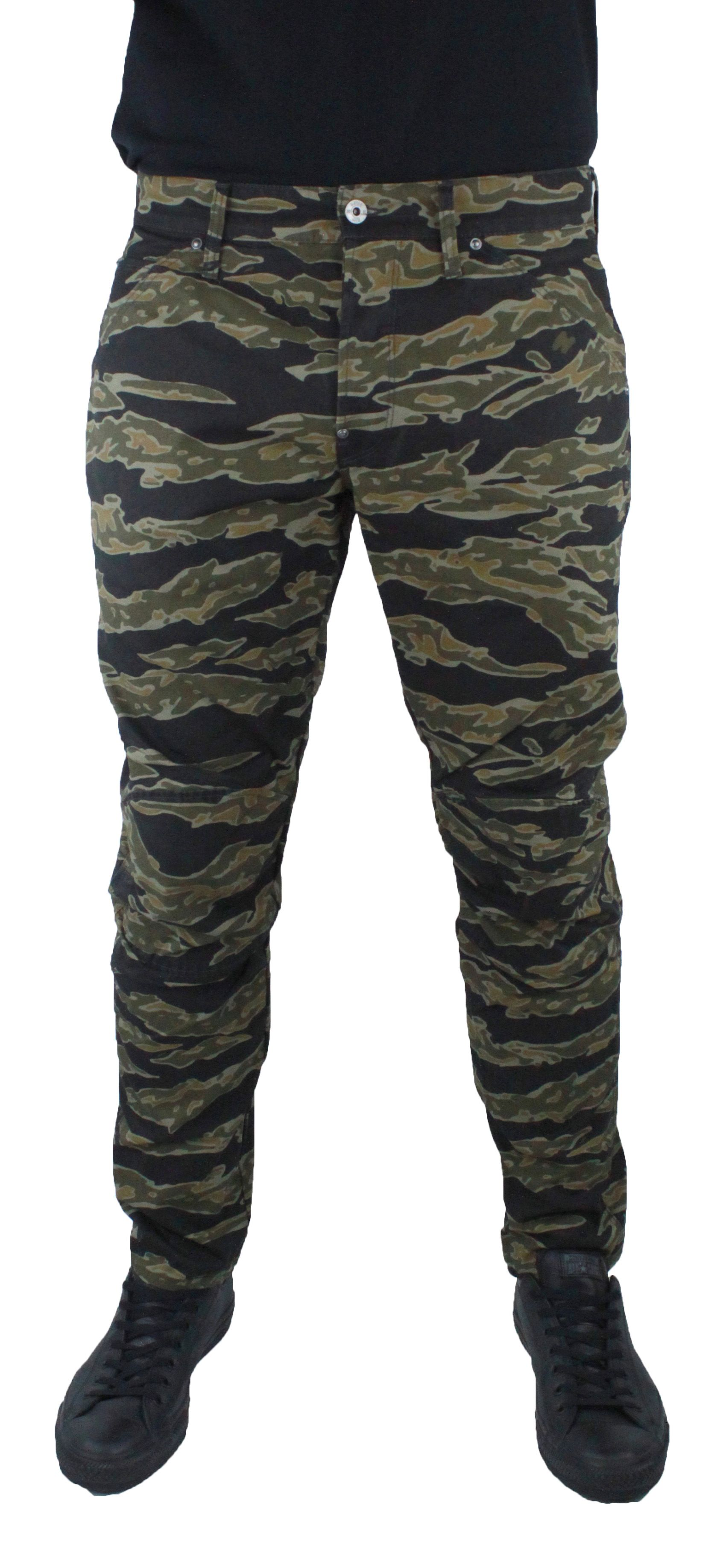 G-Star 5622 3D Tapered COJ Camo 8673 Jeans