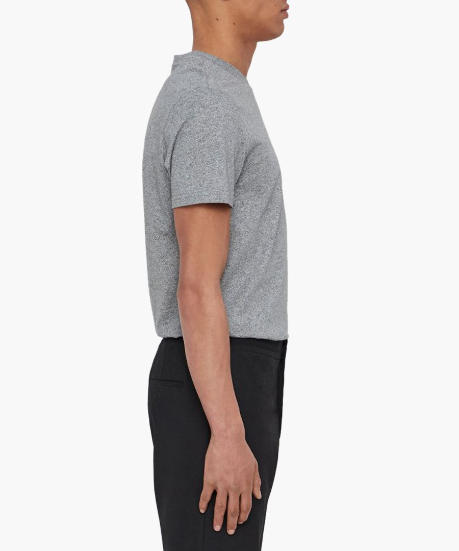 Silo grey pure cotton top
