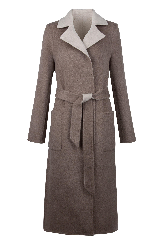 Duffy Cashmere Reversible Coat