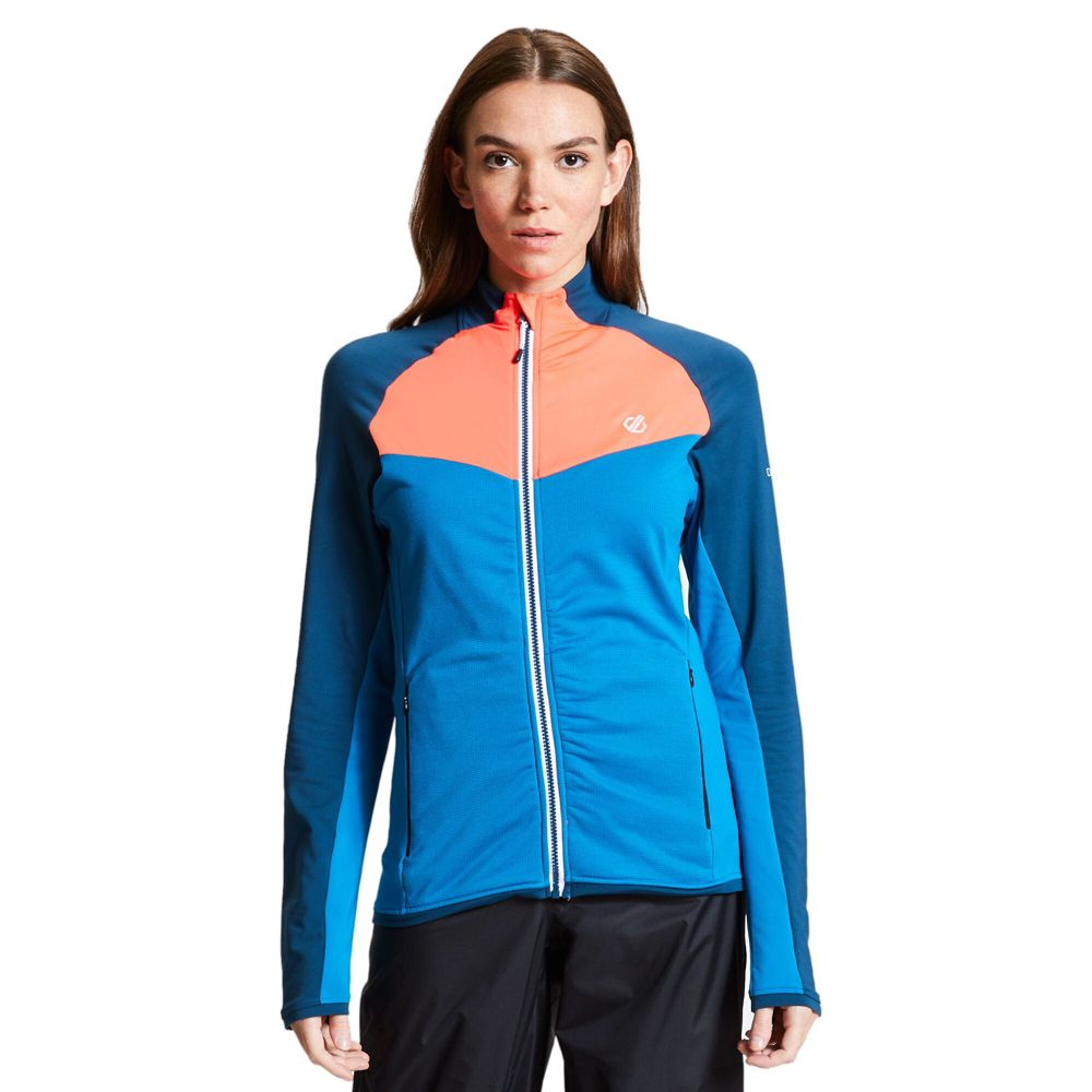 Dare 2b Womens Allegiance II Stretch Light Softshell Coat