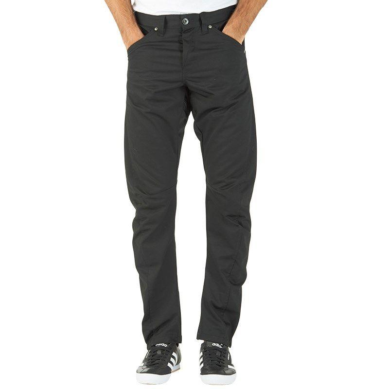 Jack and Jones Dale Colin Twist  Black Jeans