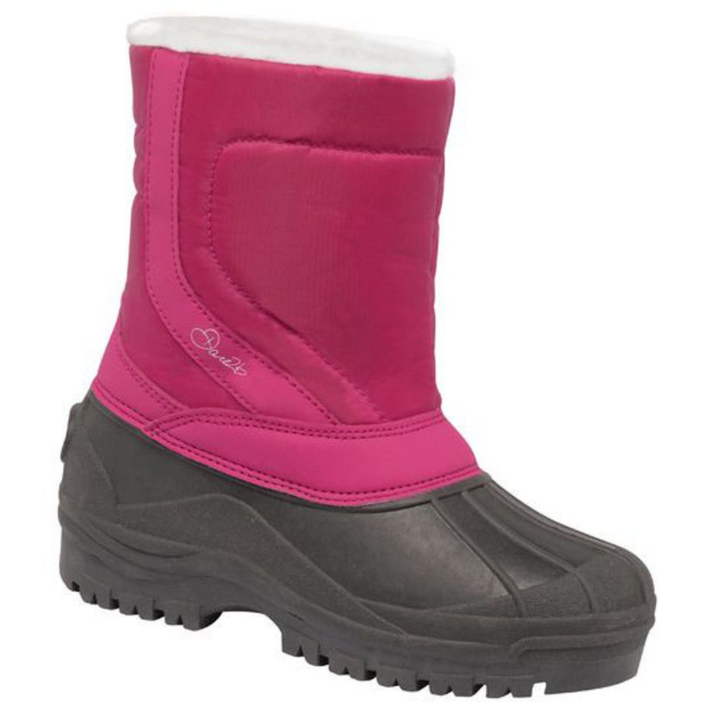 Dare 2b Boys Zeppa Junior Durable Water Repellent Snow Boots