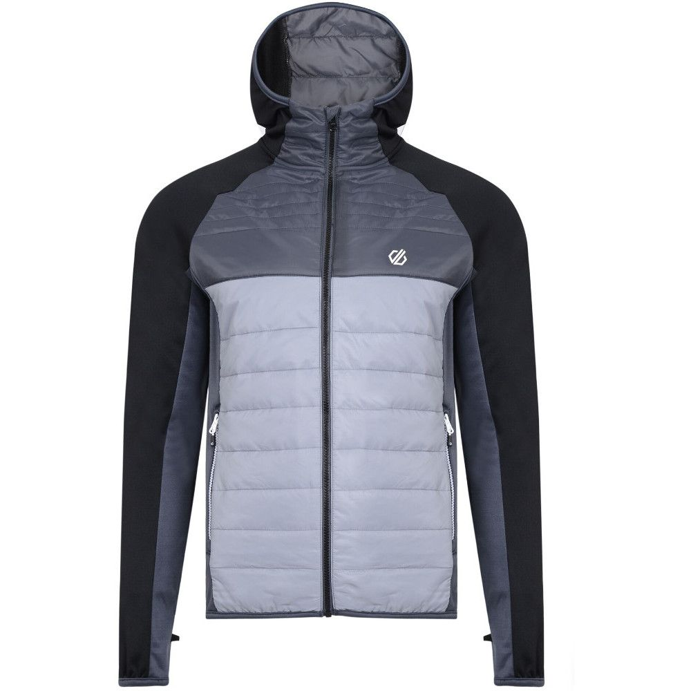 Dare 2b Mens Coordinate Hybrid Warm Wicking Ripstop Jacket